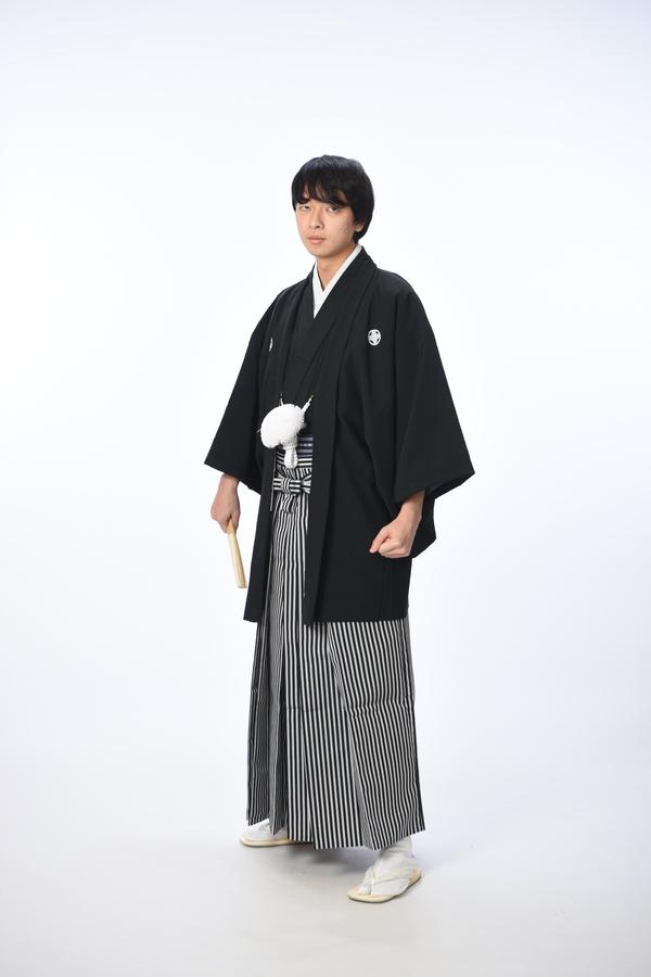 羽織袴の成人式