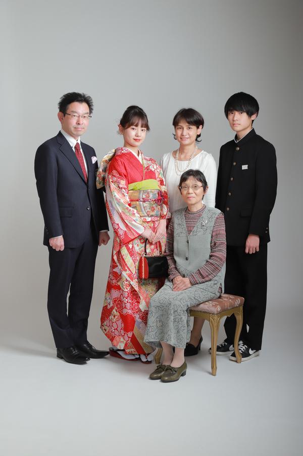 家族写真のすすめ。