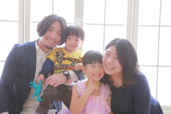 家族写真のすすめ ーその2-