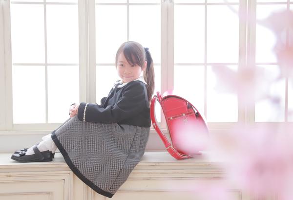 入園入学写真