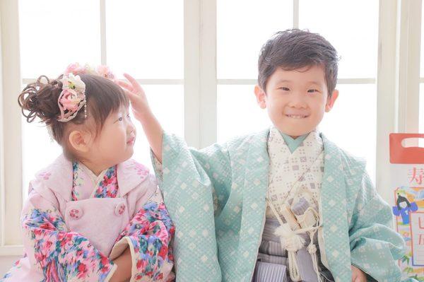 新潟市西蒲区で七五三の撮影とお仕度なら愛美寿館へ